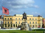 Lennot Helsinki  Tirana, HEL - TIA