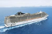 Laiva MSC Splendida - MSC Cruises