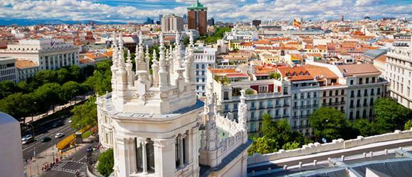 Hotellit kohteessa Madrid