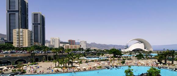 Hotellit kohteessa Santa Cruz De Tenerife