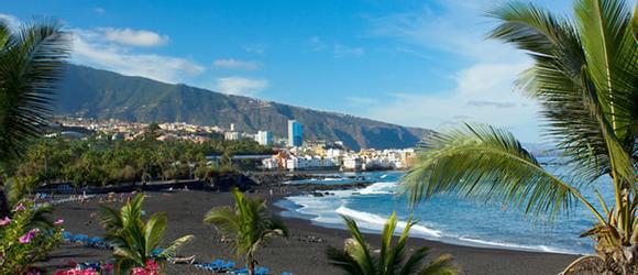 Hotellit kohteessa Puerto De La Cruz