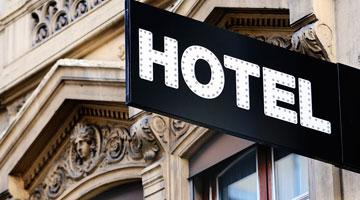 Etsitkö hotellia?