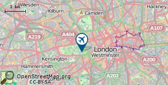 Lentokenttä: Lontoo