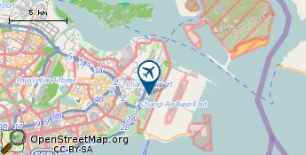 Lentokenttä: Singapore