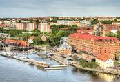 Lennot Helsinki  Göteborg, HEL - GOT