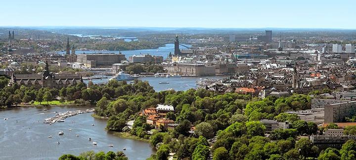 Huipputarjous kohteeseen Tukholma